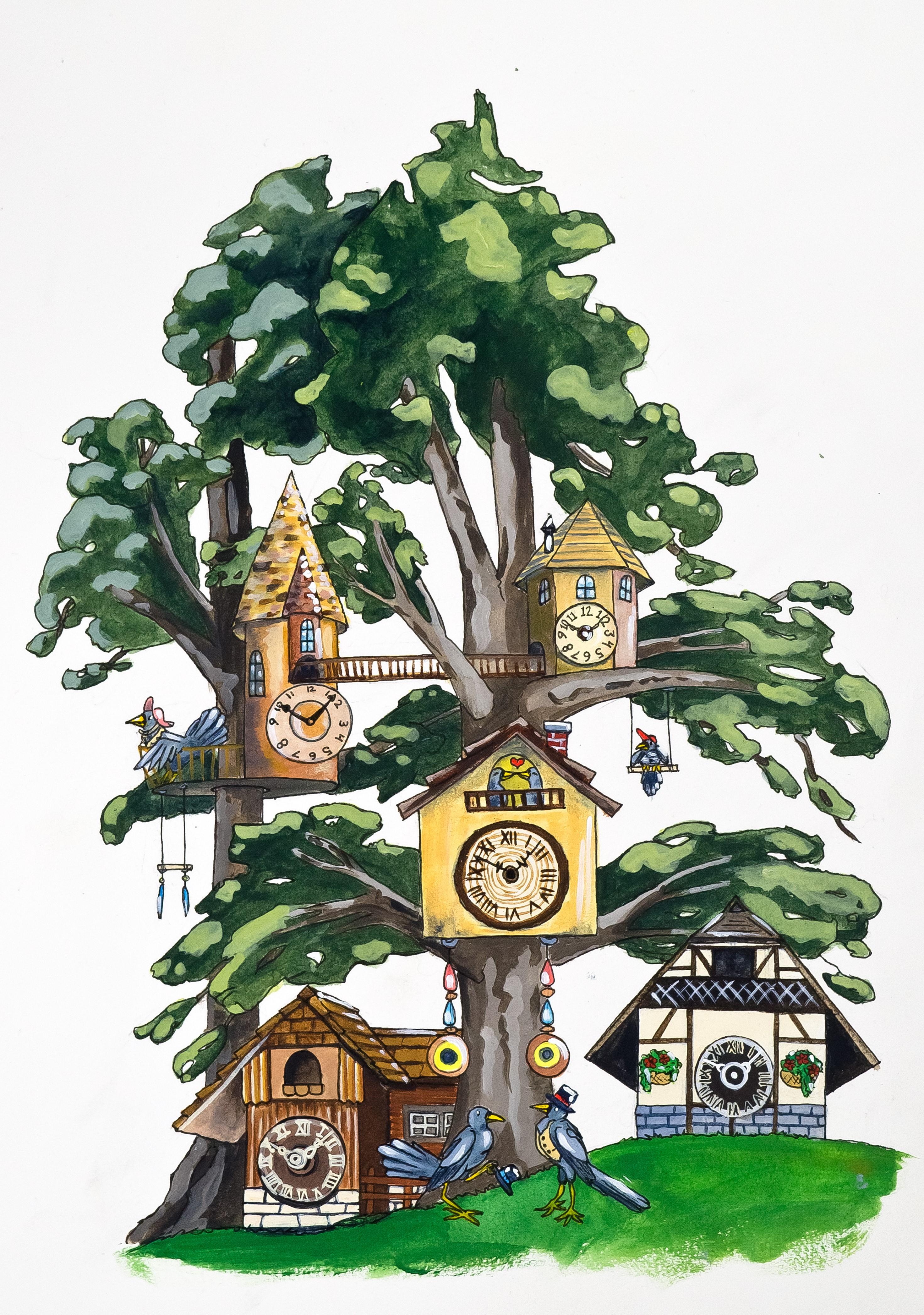 Cuckoo Clock Village