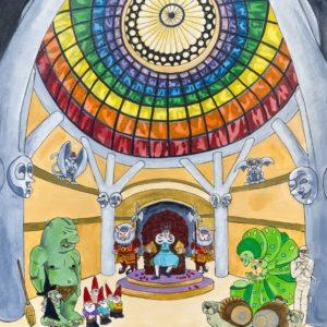 The Rainbow Hall